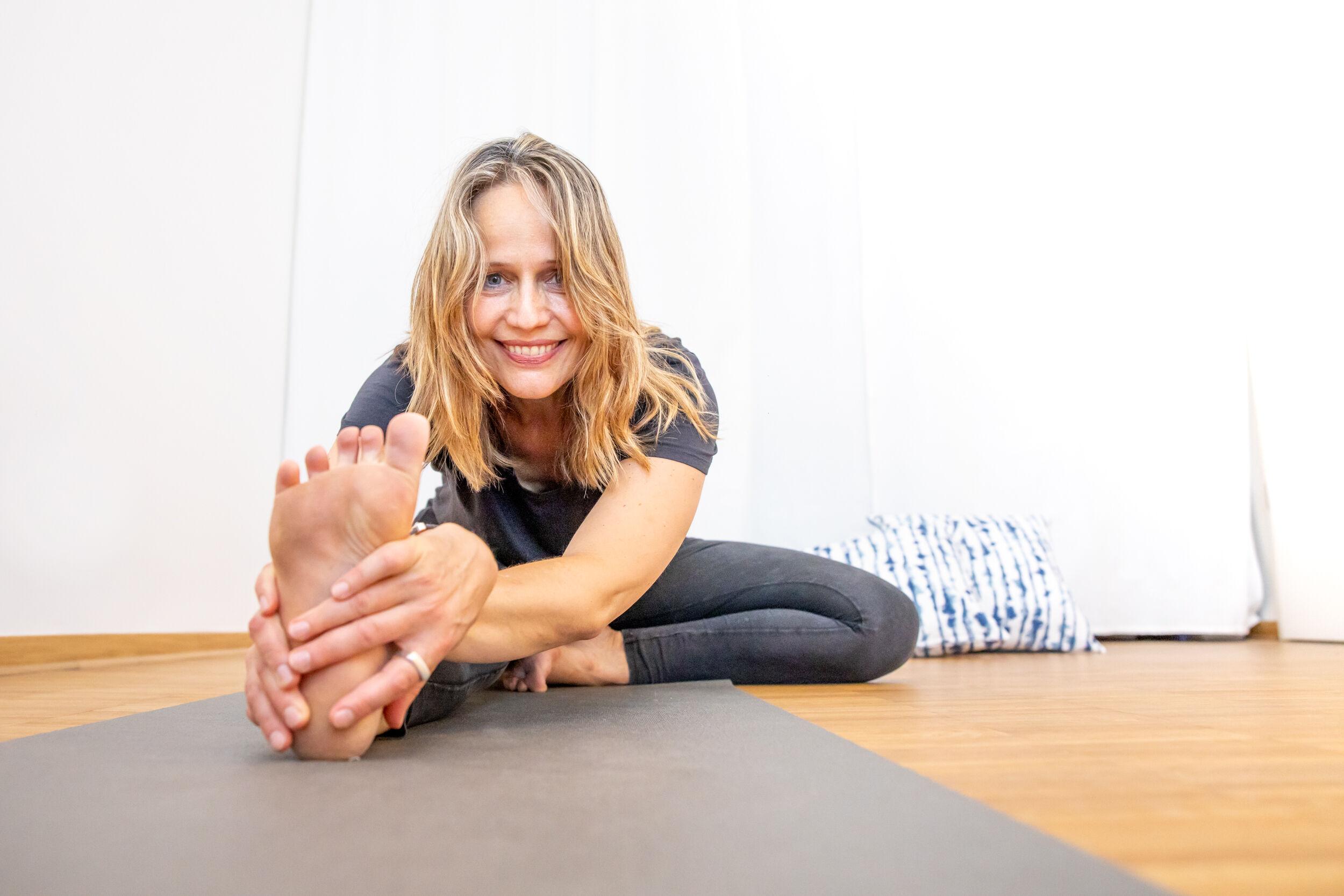 Yoga mit Uschi Kramer in Würzburg