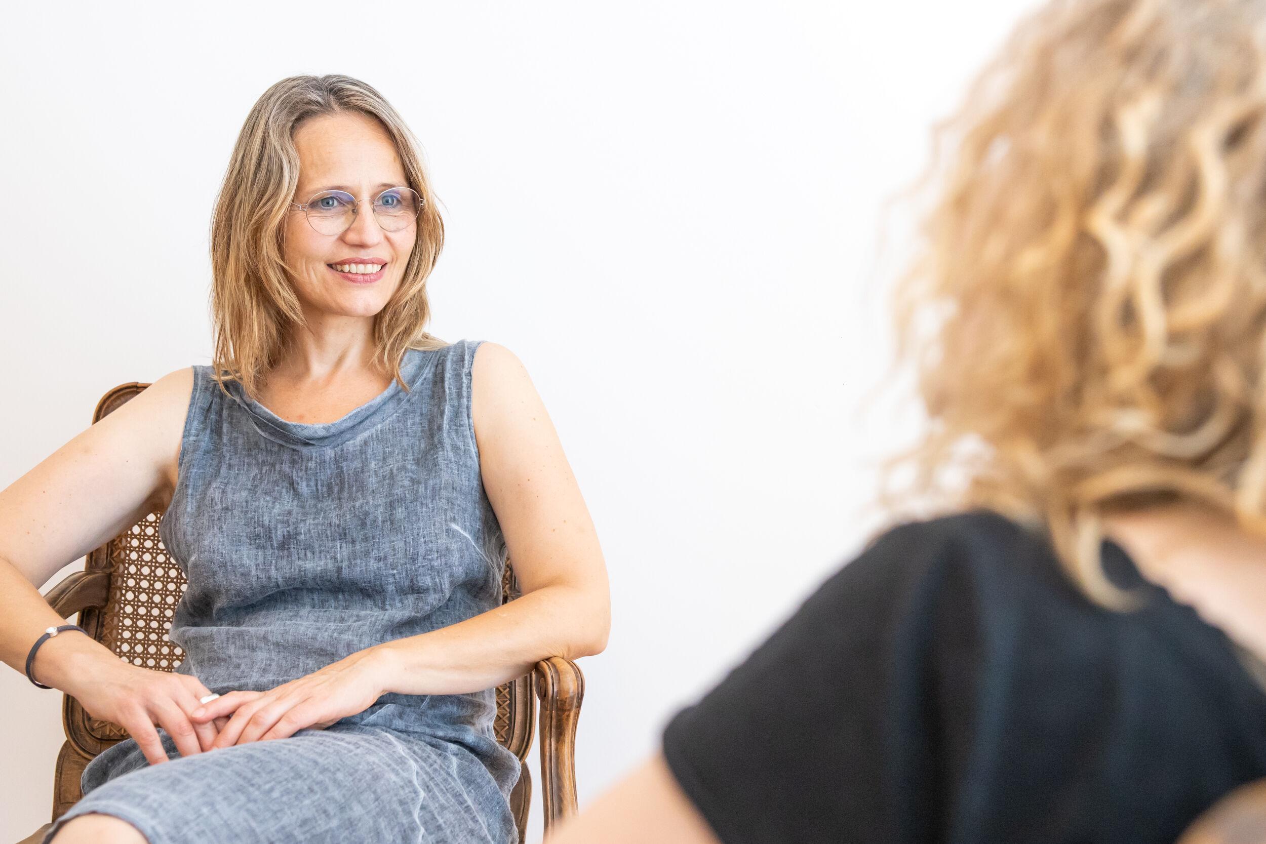 Psychotherapie bei Uschi Kramer in Würzburg
